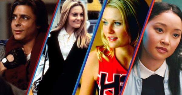 Which Decade Had the Best High School Movies? It's '80s vs. '90s vs. 2000s vs. 2010s!