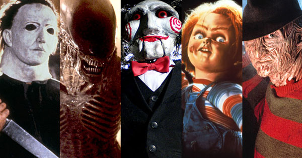 The Top 10 Horror Franchises By the Numbers