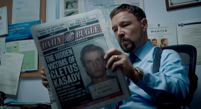 Stephen Graham in Venom: Let There Be Carnage