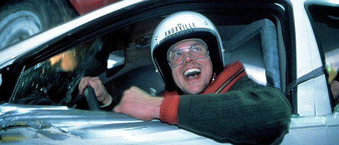 Johnny Knoxville in Jackass: The Movie
