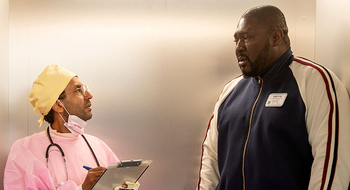 SWEET TOOTH stars ADEEL AKHTAR and NONSO ANOZIE