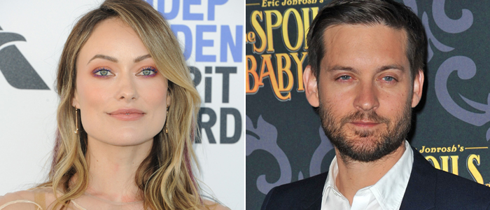 Olivia Wilde and Tobey Maguire