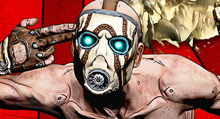 Cover of Borderlands game