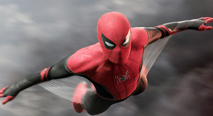 SPIDER-MAN: FAR FROM HOME, Tom Holland