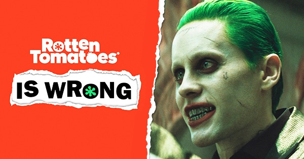&#8220;Rotten Tomatoes Is Wrong&#8221; About&#8230; <em>Suicide Squad</em> (2016)