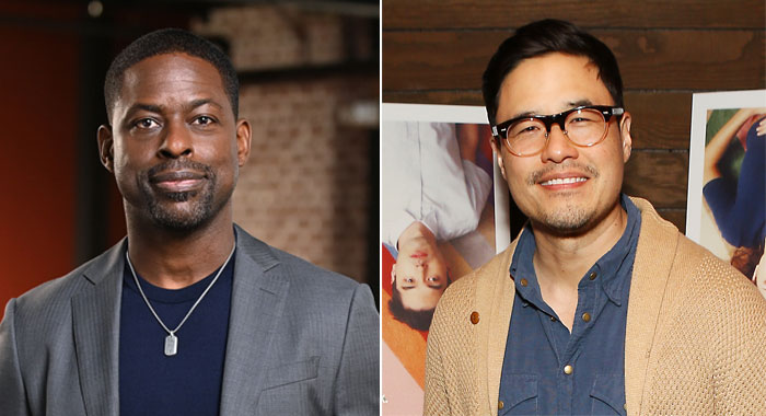 Sterling K. Brown and Randall Park