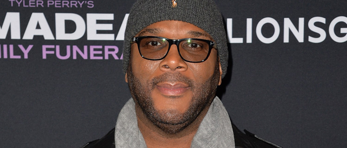 Tyler Perry in 2019