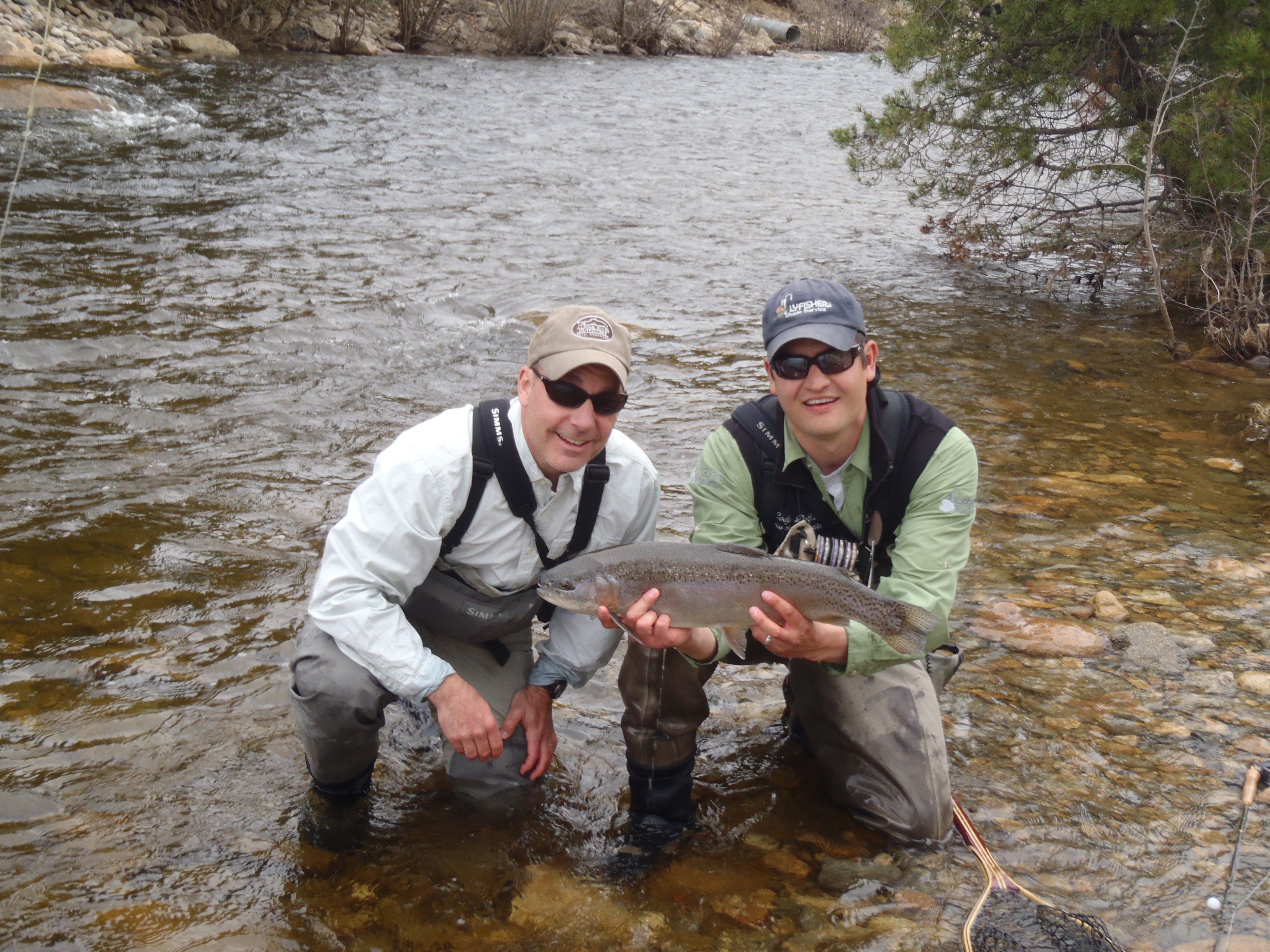 Colorado fly fishing reports lincoln hills trip report for Colorado fly fishing reports