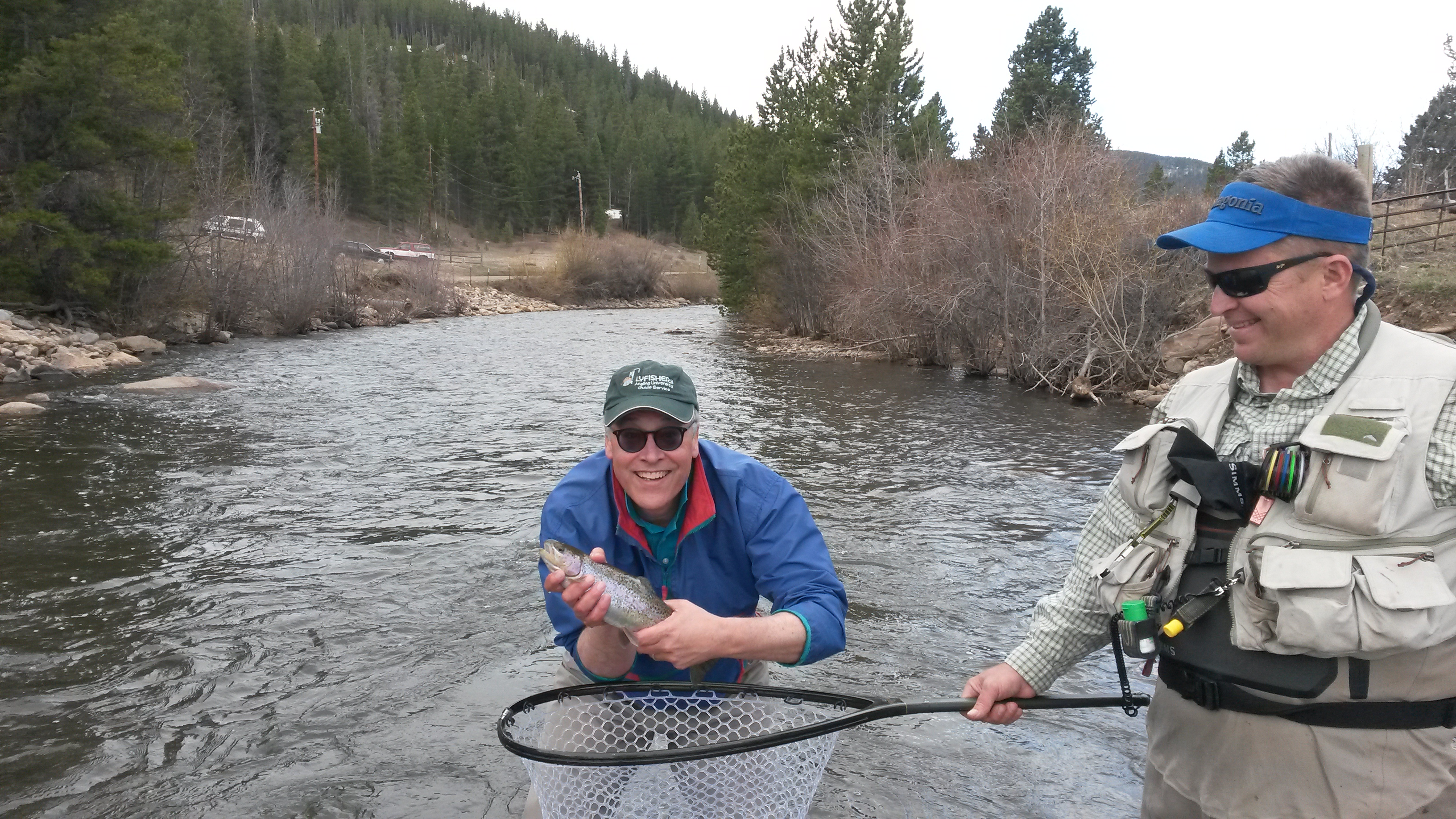 Download for Colorado fly fishing report