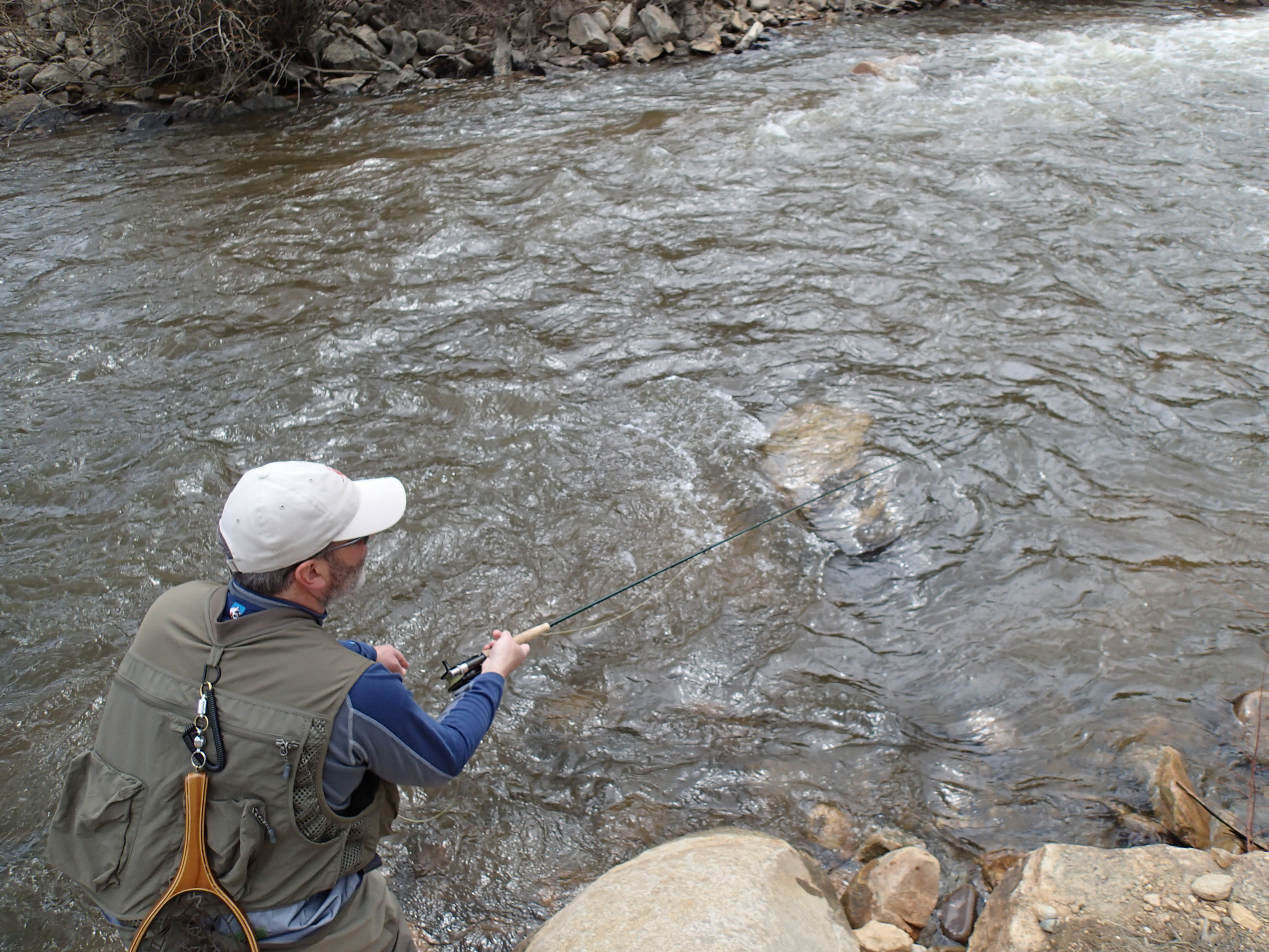 Colorado fly fishing reports lincoln hills trip report for Current fishing report