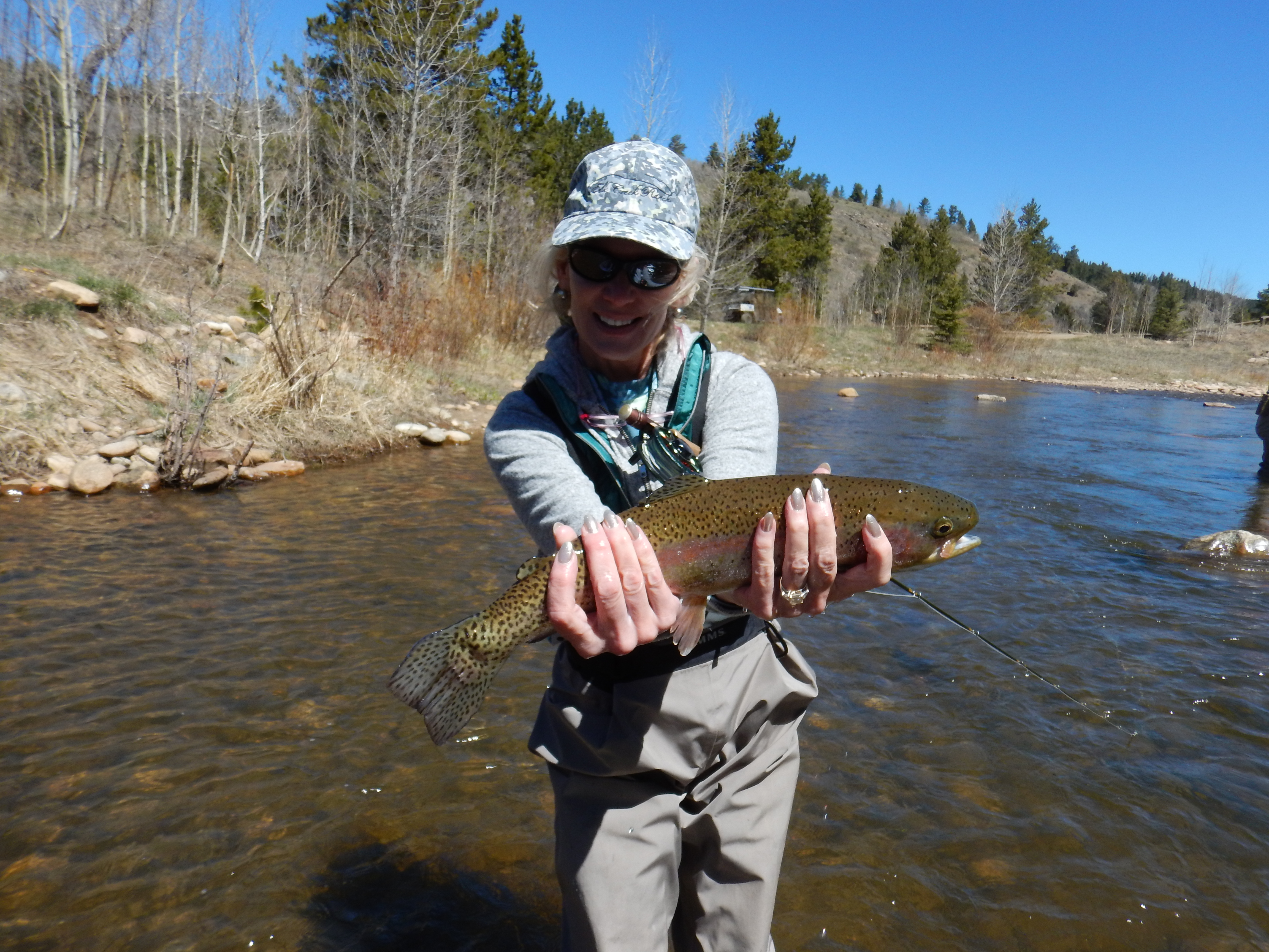 Download for Colorado fishing report