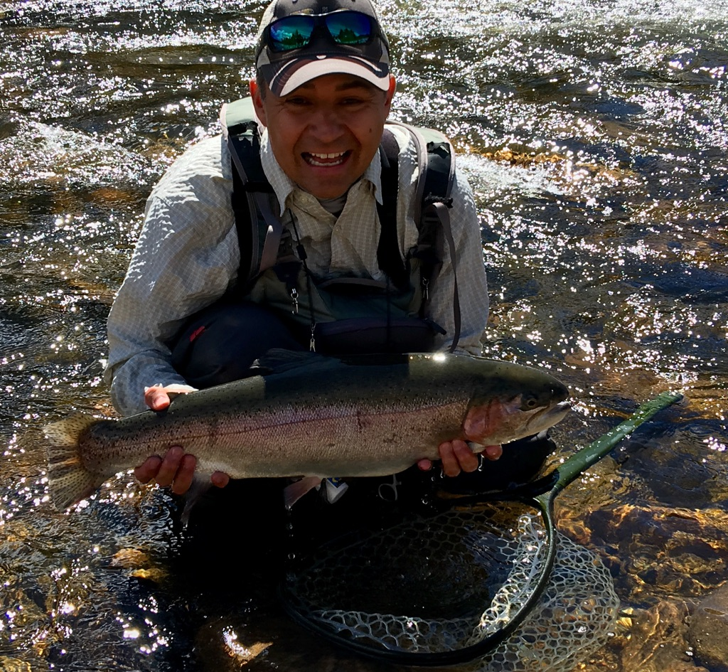 Colorado fly fishing reports lincoln hills trip report for Colorado river fishing report