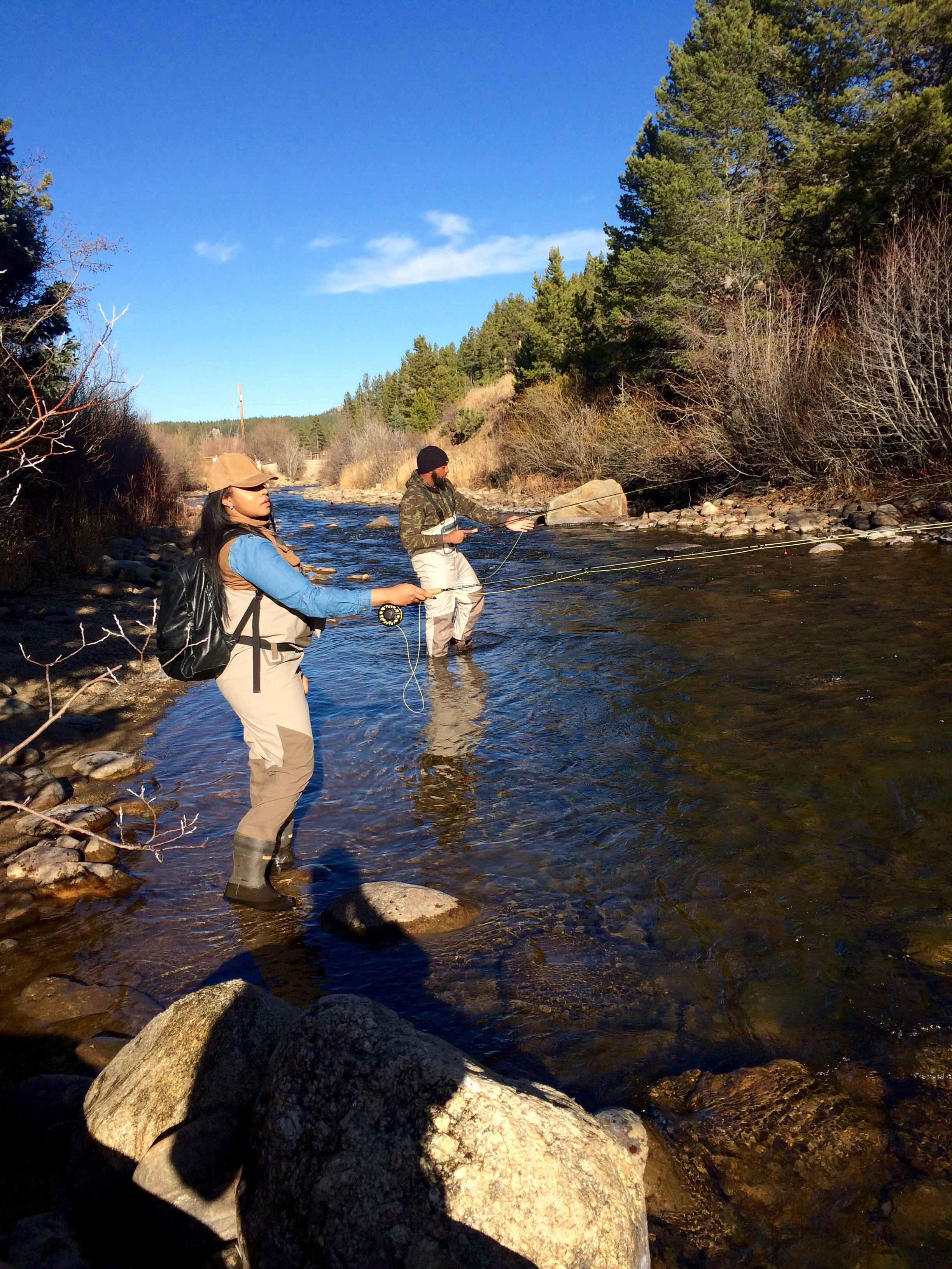 Colorado fly fishing reports conditions the fly fisher for Williams fork fishing report
