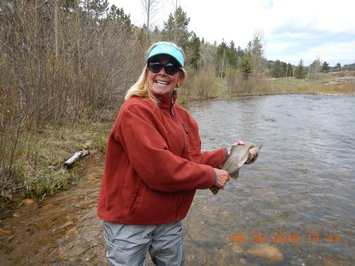 Boulder River Ranch Guided Fishing Trip  (image 10)