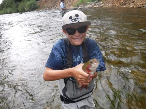 Lincoln Hills Guided Fishing Trip  (image 33)