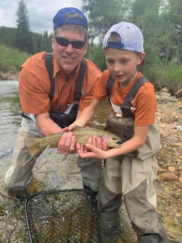 Boulder River Ranch Guided Fishing Trip  (image 7)