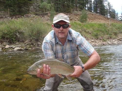 Colorado fly fishing reports guided fishing trip report for Boulder fly fishing