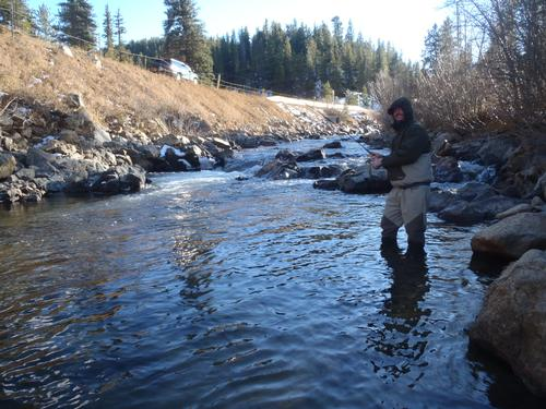 Boulder River Ranch Guided Fishing Trip  (image 25)