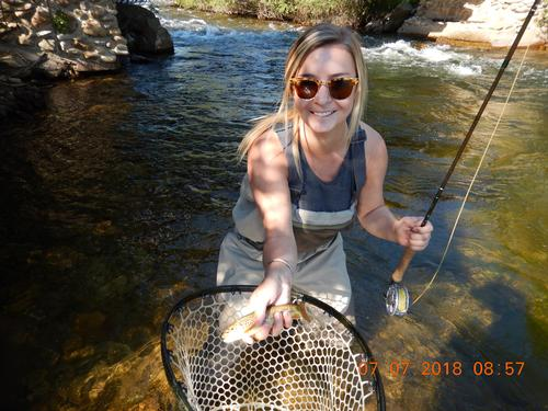 Boulder River Ranch Guided Fishing Trip  (image 1)