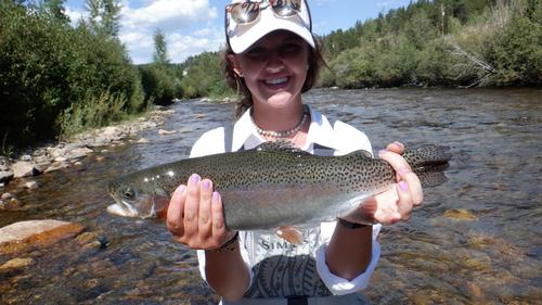 Boulder River Ranch Guided Fishing Trip  (image 18)