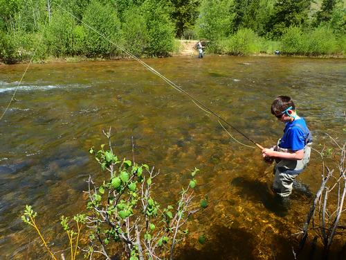 Boulder River Ranch Guided Fishing Trip  (image 9)