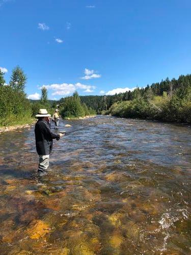 Boulder River Ranch Guided Fishing Trip  (image 2)