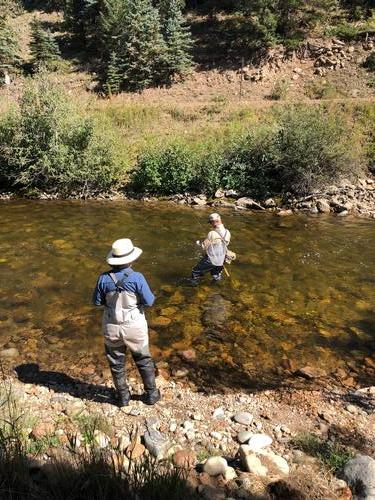 Boulder River Ranch Guided Fishing Trip  (image 3)