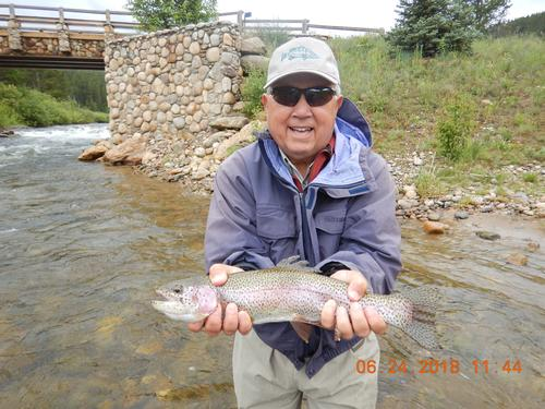 Boulder River Ranch Guided Fishing Trip  (image 5)