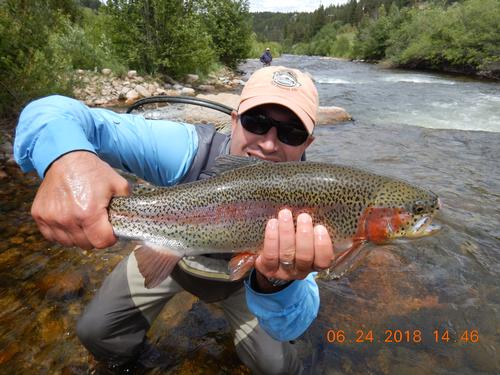 Boulder River Ranch Guided Fishing Trip  (image 11)