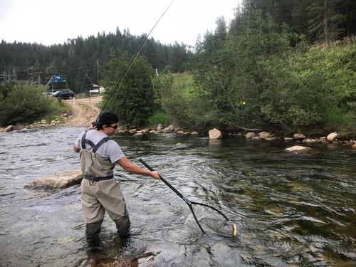Boulder River Ranch Guided Fishing Trip  (image 15)
