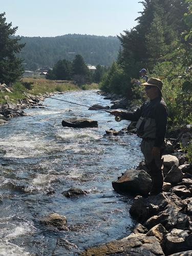 Espy Ranch Guided Fishing Trip  (image 8)