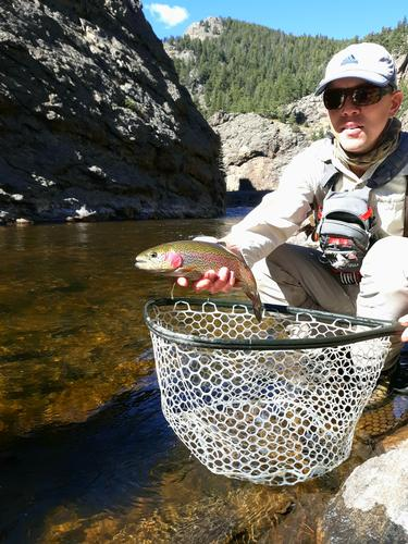 Freese Placer Guided Fishing Trip  (image 3)