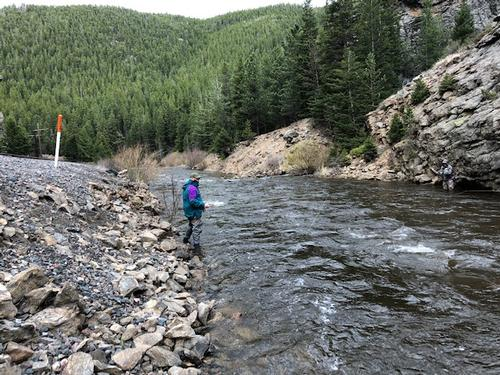 Freese Placer Guided Fishing Trip  (image 9)
