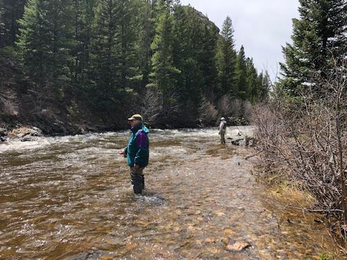 Freese Placer Guided Fishing Trip  (image 14)