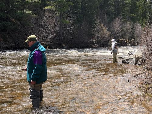 Freese Placer Guided Fishing Trip  (image 16)