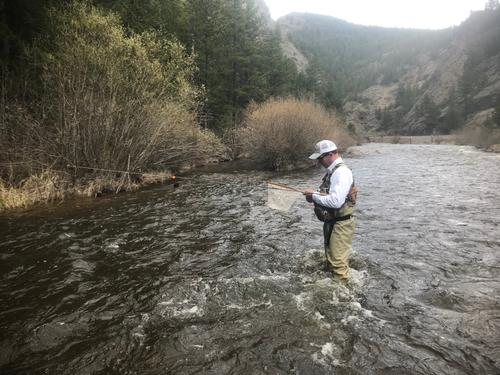 Freese Placer Guided Fishing Trip  (image 2)