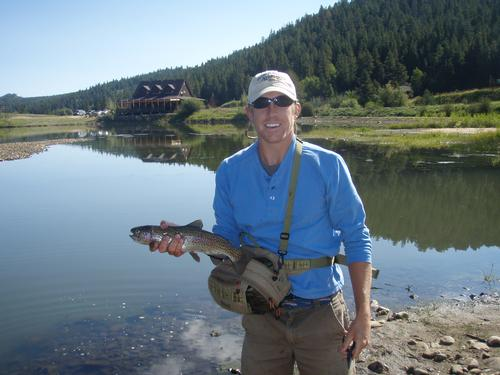 Colorado fly fishing reports fishing report at lincoln for Colorado fly fishing report