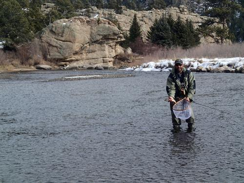 11 Mile Canyon Fishing Image 27