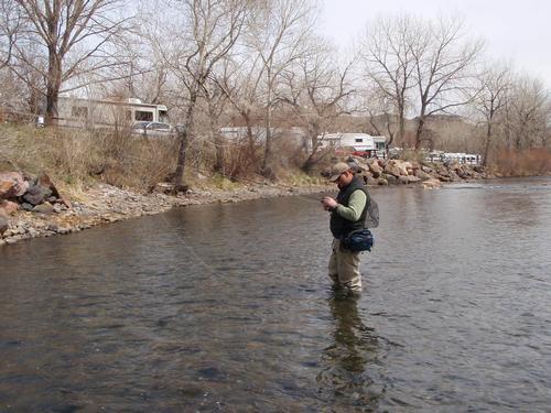 Clear creek fishing image 2 for Clear creek fishing