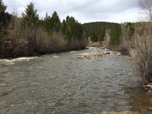 Colorado fly fishing reports fishing report at lincoln for Blackhawk fly fishing