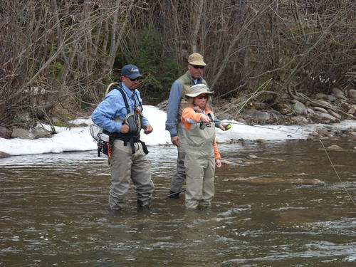 Lincoln Hills Guided Fishing Trip  (image 5)