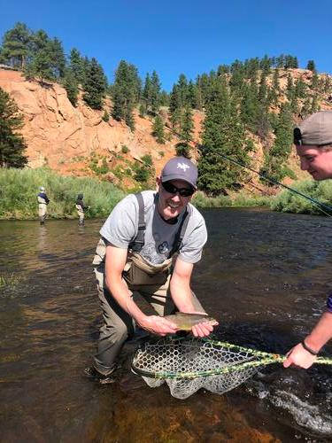 South Platte-Deckers Colorado Trout Fishing