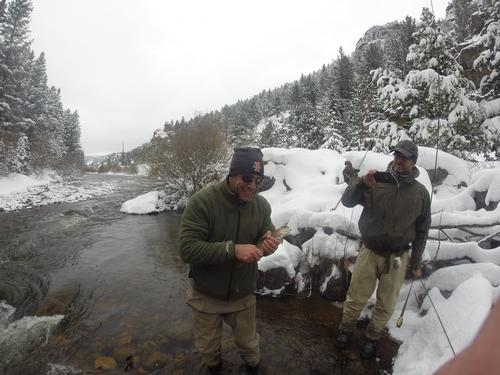 Colorado trout fisher report south boulder creek 05 for Boulder creek fishing