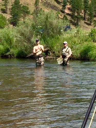 South Platte Colorado Trout Fishing