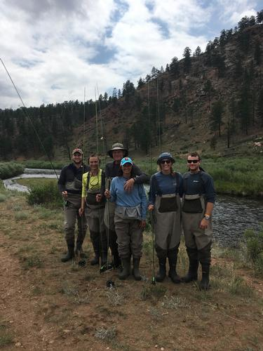 South Platte Colorado Trout Fishing