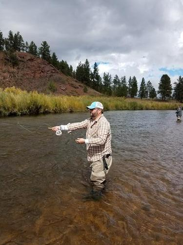 Colorado trout fishing fly fishing reports guides for Colorado fishing trips