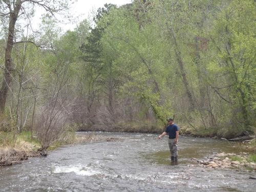 Williams Ranch Guided Fishing Trip  (image 6)