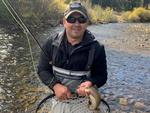Fly Fishing Photo 10 - Private Fishing Lesson Boulder River Ranch, Sat 10/05/2019