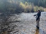 Fly Fishing Photo 16 - Private Fishing Lesson Boulder River Ranch, Sat 10/05/2019
