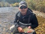 Fly Fishing Photo 17 - Private Fishing Lesson Boulder River Ranch, Sat 10/05/2019